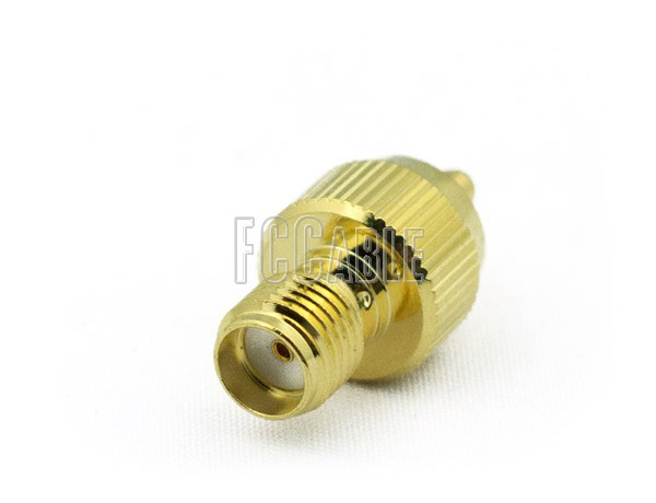 MMCX Plug To SMA Female Adapter