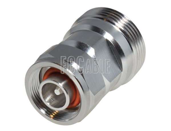 Low PIM 4.1/9.5 Male To 7/16 Female Adapter