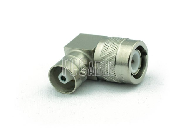Adapters - C Male To C Female Right Angle Adapter C m   0 C f   1