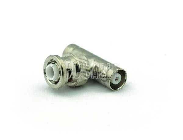 Adapters - MHV T Female to Male to Female Adapter MHV    0     0