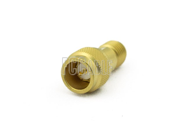 Adapters - SMA Male Quick Disonnect To SMA Female Adapter SMA m   0 SMA f   0