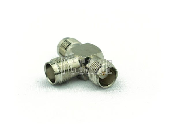 Adapters - TNC T Female to Female to Female Adapter TNC    0     0