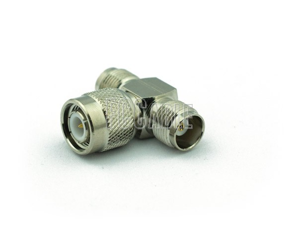 Adapters - TNC T Female to Male to Female Adapter TNC    0     0