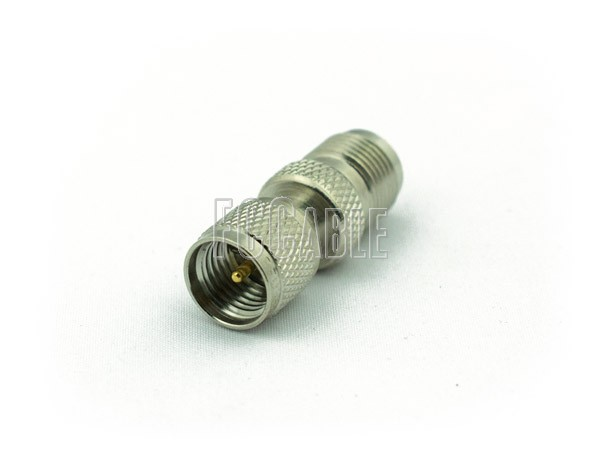 Adapters - MINI UHF Male To TNC Female Adapter MINI-UHF m   0 TNC f   0