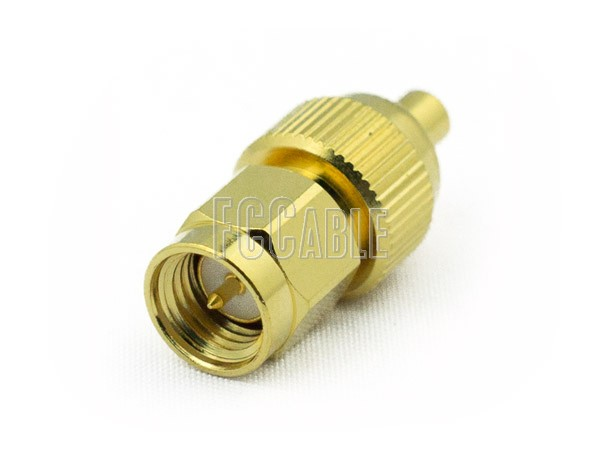Adapters - MMCX Jack To SMA Male Adapter MMCX j   0 SMA m   0