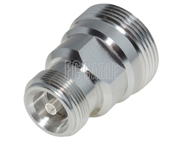 Low Pim Adapters - Low PIM 4.1/9.5 Female To 7/16 Female Adapter 4.1/9.5 f   0 7/16 f   0