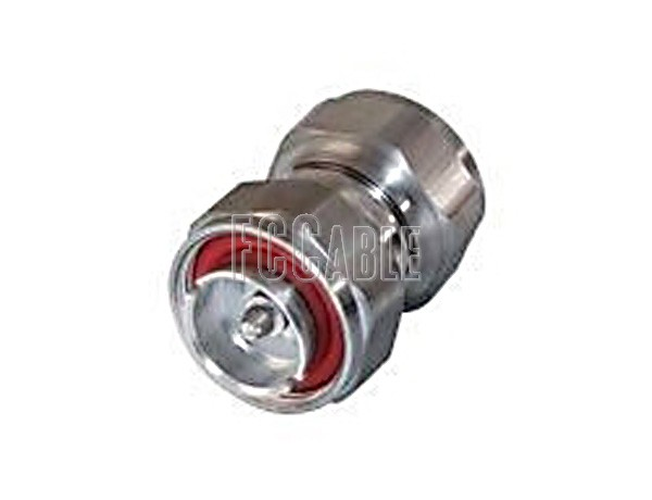 Low Pim Adapters - Low PIM 7/16 DIN Male To 7/16 DIN Male With SS Coupling Nut Adapter 7/16 DIN m   0 7/16 DIN m   0