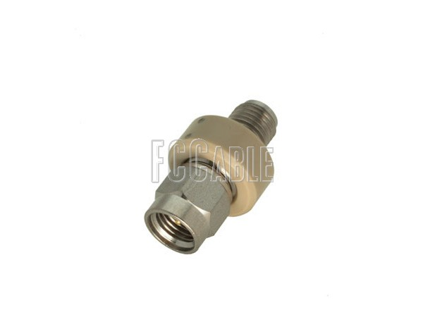 DC Blocks - 2.92mm MALE TO FEMALE 10MHz-26.5GHz INNER/OUTER D.C. BLOCKS 75 OHM BNC   PC 0     0