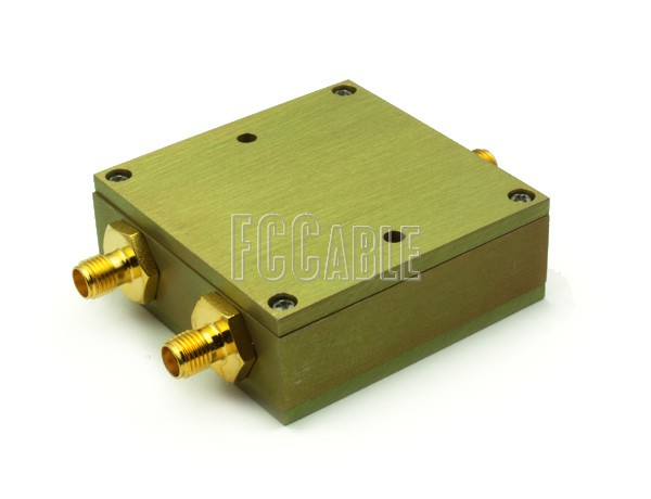 Power Dividers - SMA FEMALE 2-Way Power Divider / Combiner 2 To 4 GHz 10-WATT SMA   PC 0  f   0