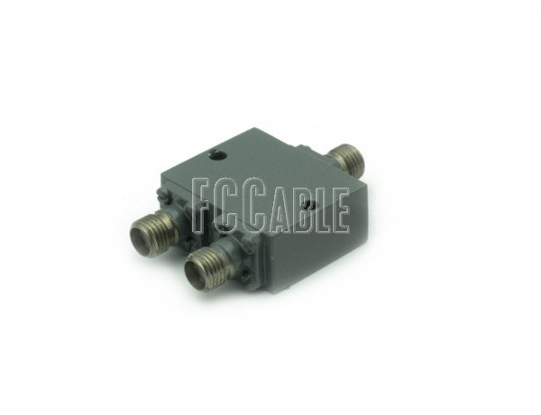 Power Dividers - SMA FEMALE 2-Way Power Divider / Combiner 7 To 12.4 GHz 10-WATT SMA   PC 0  f   0